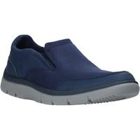 Čevlji  Moški Slips on Clarks 26140336 Modra