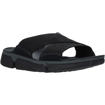 Čevlji  Moški Natikači Clarks 26139563 Črna