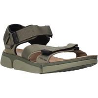 Čevlji  Moški Sandali & Odprti čevlji Clarks 26139564 Zelena
