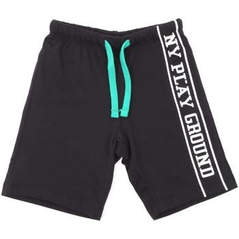 Oblačila Otroci Kratke hlače & Bermuda Melby 70F5574 Črna