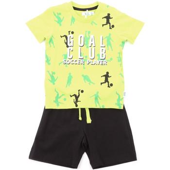Oblačila Dečki Otroški kompleti Melby 90L9100 Zelena