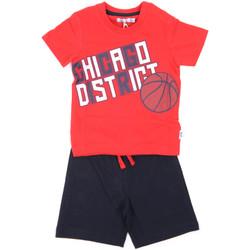 Oblačila Dečki Otroški kompleti Melby 90L9100 Rdeča