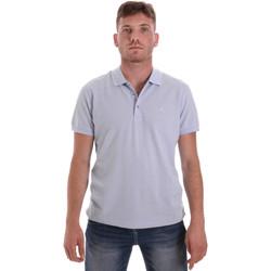 Oblačila Moški Polo majice kratki rokavi Navigare NV82108 Modra