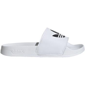 Čevlji  Otroci Natikači adidas Originals EG8272 Biely