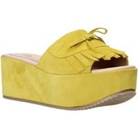 Čevlji  Ženske Natikači Grace Shoes C3 Rumena