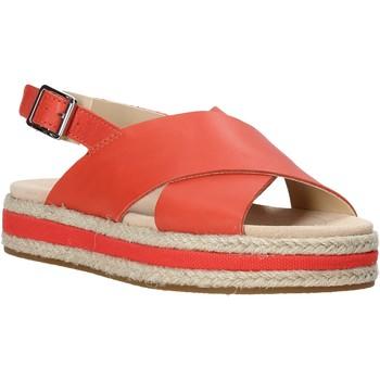 Čevlji  Ženske Sandali & Odprti čevlji Clarks 26139246 Rdeča