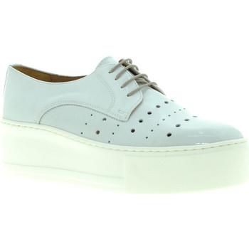 Čevlji  Ženske Čevlji Derby Maritan G 210218 Biely