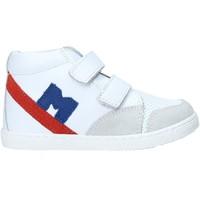 Čevlji  Otroci Nizke superge Melania ME0905A0S.B Biely