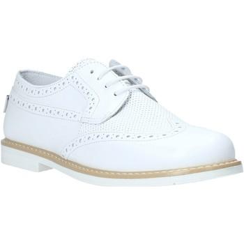 Čevlji  Otroci Čevlji Derby Melania ME6219F0S.A Biely