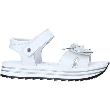 Čevlji  Deklice Sandali & Odprti čevlji Melania ME4065D0S.B Biely