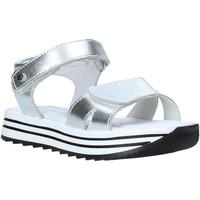 Čevlji  Deklice Sandali & Odprti čevlji Melania ME4107D0S.A Srebro