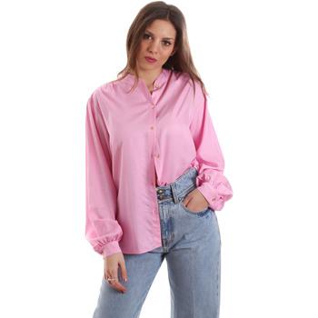 Oblačila Ženske Srajce & Bluze Versace B0HVB62307619445 Roza
