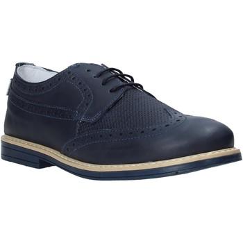Čevlji  Otroci Čevlji Derby Melania ME6219F0S.K Modra