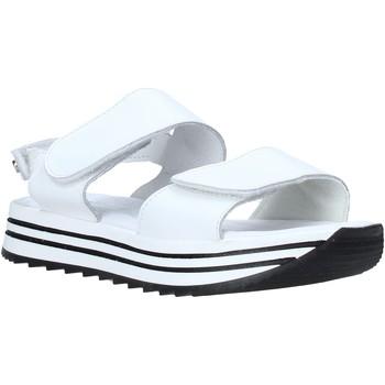 Čevlji  Deklice Sandali & Odprti čevlji Melania ME6109F0S.A Biely