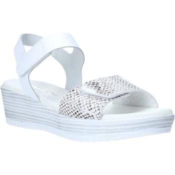Čevlji  Ženske Sandali & Odprti čevlji Valleverde G52163 Biely