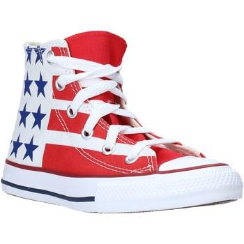 Čevlji  Otroci Visoke superge Converse 667794C Biely