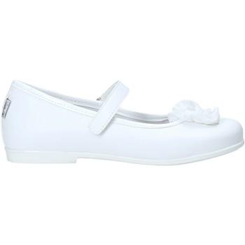 Čevlji  Deklice Balerinke Melania ME2059D0S.A Biely