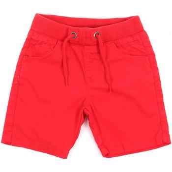 Oblačila Otroci Kratke hlače & Bermuda Losan 015-9657AL Rdeča