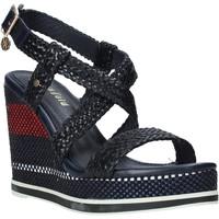 Čevlji  Ženske Sandali & Odprti čevlji Gold&gold A20 GJ346 Modra