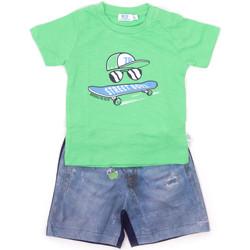 Oblačila Otroci Otroški kompleti Melby 20L7270 Zelena