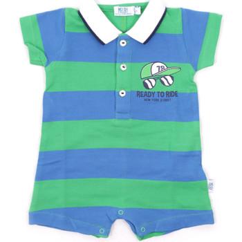 Oblačila Otroci Kombinezoni Melby 20P7130 Modra