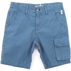 Oblačila Otroci Kratke hlače & Bermuda Melby 79G5584 Modra