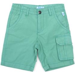 Oblačila Otroci Kratke hlače & Bermuda Melby 79G5584 Zelena