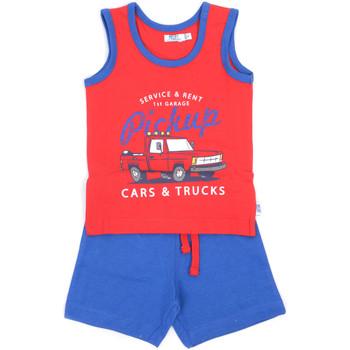 Oblačila Dečki Otroški kompleti Melby 90L9120 Rdeča