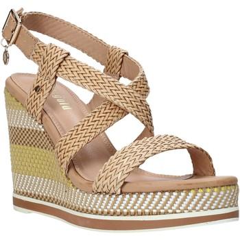 Čevlji  Ženske Sandali & Odprti čevlji Gold&gold A20 GJ346 Roza