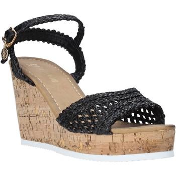 Čevlji  Ženske Sandali & Odprti čevlji Gold&gold A20 GJ263 Črna