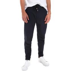 Oblačila Moški Hlače Chino / Carrot Tommy Hilfiger MW0MW14751 Modra