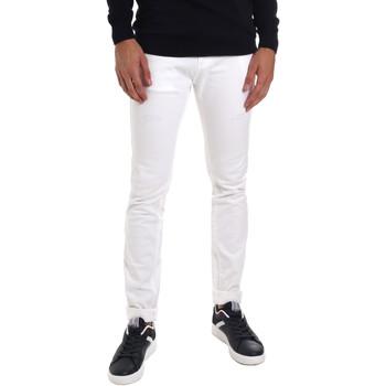 Oblačila Moški Kavbojke slim Gaudi 011BU25061 Biely