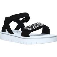 Čevlji  Deklice Sandali & Odprti čevlji Melania ME6043F0S.A Črna