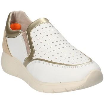 Čevlji  Ženske Slips on Impronte IL181582 Biely
