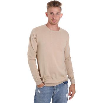 Oblačila Moški Puloverji Sseinse ME1504SS Bež