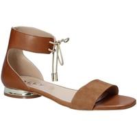 Čevlji  Ženske Sandali & Odprti čevlji Mally 5826 Rjav