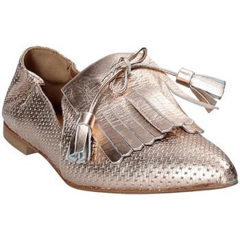 Čevlji  Ženske Mokasini Mally 6190 Roza