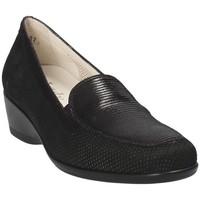 Čevlji  Ženske Mokasini Melluso R30506E Črna