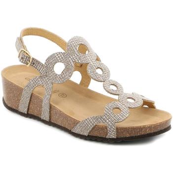 Čevlji  Ženske Sandali & Odprti čevlji Grunland SB1597 Bež