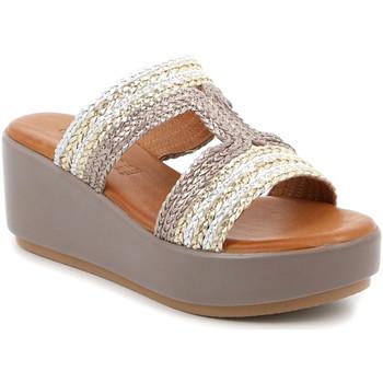 Čevlji  Ženske Natikači Grunland CI2853 Bež