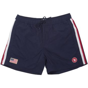 Oblačila Moški Kopalke / Kopalne hlače U.S Polo Assn. 58450 52458 Modra