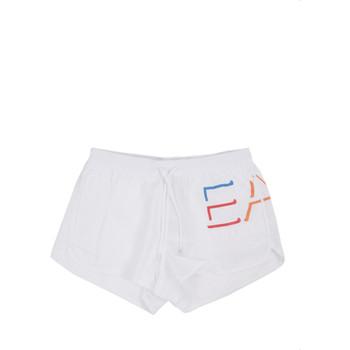 Oblačila Moški Kopalke / Kopalne hlače Ea7 Emporio Armani 902024 0P739 Biely