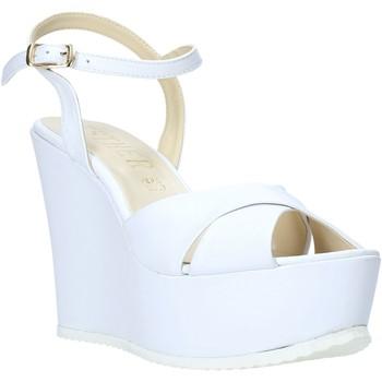 Čevlji  Ženske Sandali & Odprti čevlji Esther Collezioni G 029 Biely