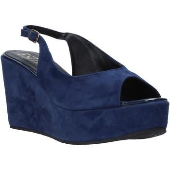 Čevlji  Ženske Sandali & Odprti čevlji Esther Collezioni ZC 042 Modra