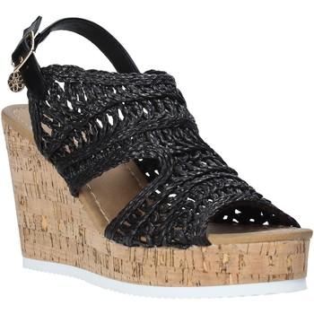 Čevlji  Ženske Sandali & Odprti čevlji Gold&gold A20 GJ265 Črna