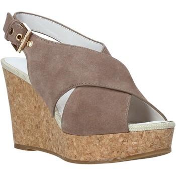 Čevlji  Ženske Sandali & Odprti čevlji Lumberjack SW82106 003 A01 Rjav