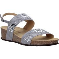 Čevlji  Ženske Sandali & Odprti čevlji Grunland SB1594 Siva
