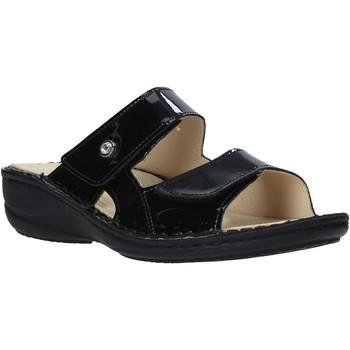 Čevlji  Ženske Natikači Grunland CE0446 Črna