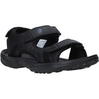 Čevlji  Moški Športni sandali Lotto L52291 Črna