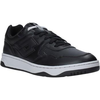 Čevlji  Moški Nizke superge Lotto L59015 Črna